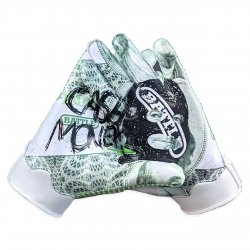 """BATTLE DOOM 1.0""""Cash Money"""" ホワイト・グリーン"""