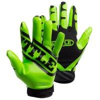 Battle Ultra-Stick Receiver Gloves グリーン