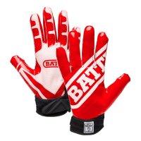 Battle Ultra-Stick Receiver Gloves レッド