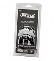 BATTLE ファングエディション・マウスガード  2パック 9カラー