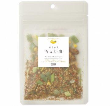 【昆虫ふりかけ】ラーメン用 カイコ(販売終了商品)