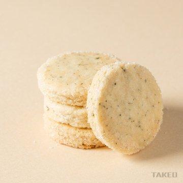 蚕の洋菓子 蚕沙クッキー