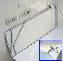 トクラス 3分割合わせフタ(浴槽水栓あり) FFAAKW9AX