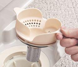 トクラス 浴室排水口ヘアキャッチャー カミトリ名人+(プラス) GJH05X(JH05X)