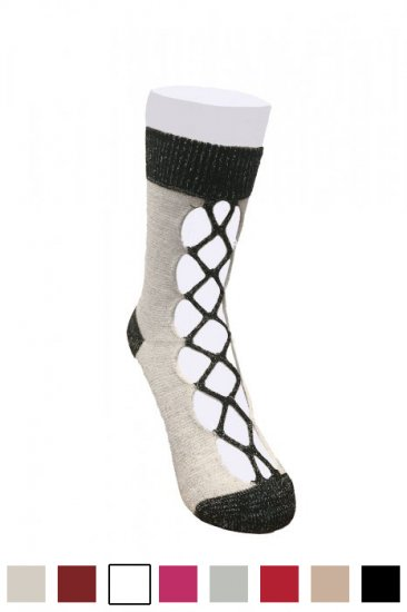 Special Knit Socks - COLOR SELECT