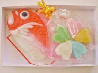 鯛ミニハートセット(送料込)