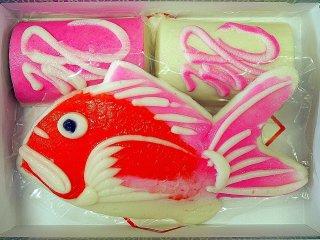 鯛・紅白(2.5kg)