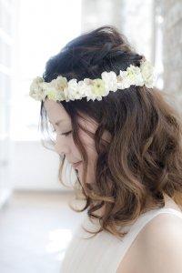パレットローズの花冠