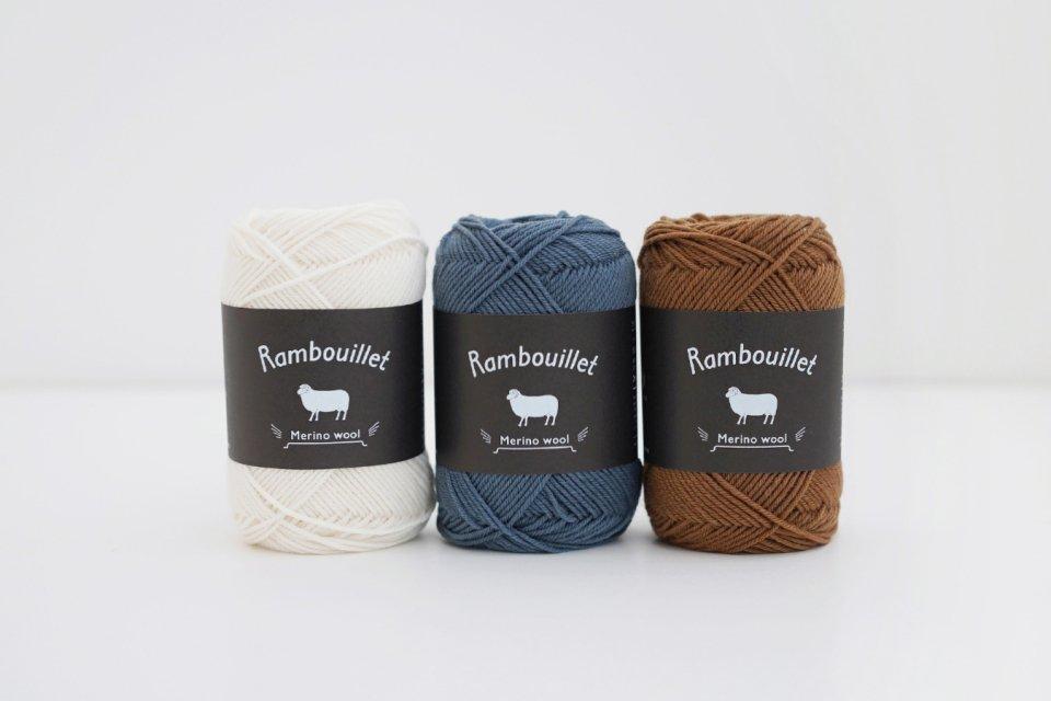 Rambouillet Merino Wool
