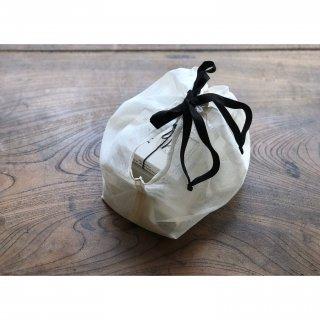 cotton boil multi kinchaku (cotton ribbon)