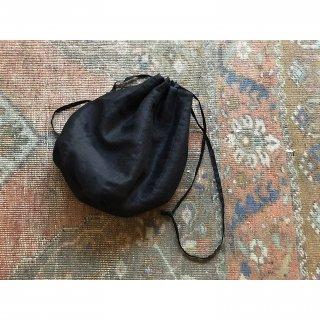 cottonorgandy petal seam bag (long)