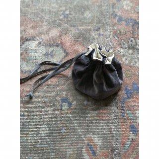 velveteen petal seam kinchaku (mini)