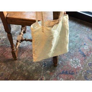 antiquelinen×cottonboil shouldertote bag