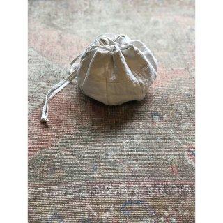 quilt 2tone petal  seam bag