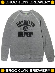 Brooklyn Brewery Classic Crewneck Sweatshirt