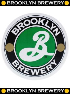 Brewery Logo Sticker