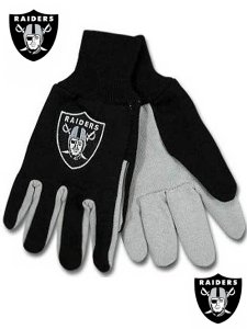 "TWOTONEGLOVES ""RAIDERS"" TWO TONE GLOVES"