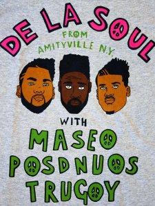"De La Soul ""From Amityville"" T-Shirt"