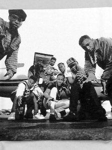 """Stones Throw / Cold Chillin """"Juice Crew"""""""