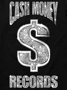 Cash Money Records Official Logo Limited T-Shirt