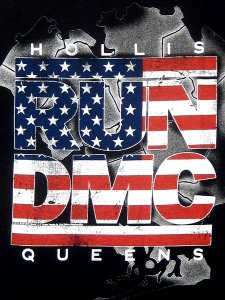"RUN DMC ""Hollis, Queens"" T-Shirt"