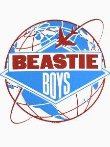"Beastie Boys ""Licensed To ILL Around The World Tour"" T-Shirt"
