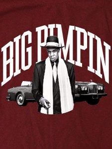 """Stillas """"BIG PIMPIN"""" T-Shirt"""