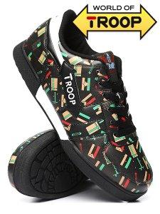 """TROOP """"CROWN FLAG"""" Sneaker"""