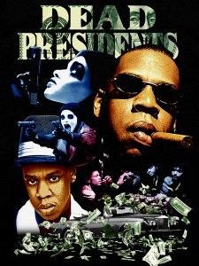 "Stillas x essense ""Dead Presidents"" T-Shirt"