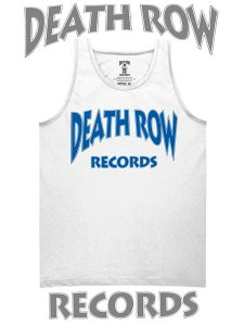 Death Row Records Classic Logo Official Tank Top