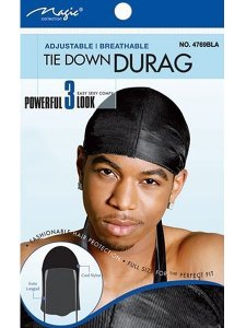 Magic Tie Down Du-Rag