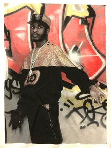 "Rakim ""Graffitti"" We Rep Culture T-Shirt"