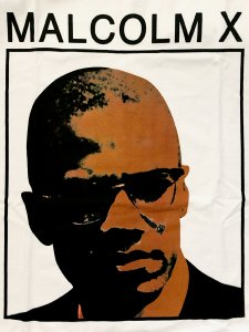 "Malcolm X ""FRESH"" WE REP T-Shirt"