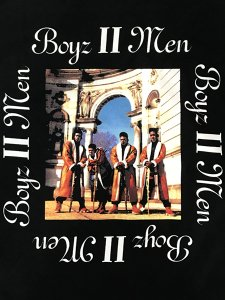 "Boyz II Men ""Cooleyhighharmony"" T-Shirt"