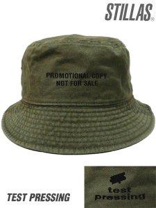 """Stillas x Test Pressing """"NOT FOR SALE"""" Bucket Hat"""