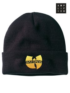 WU-TANG CLAN x Amplified Official Logo Beanie