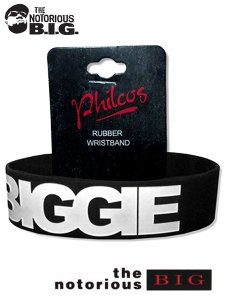 The Notorious B.I.G. Official Wrist Band