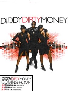 [Dead Stock] Diddy Dirty Money