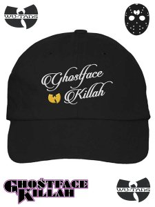 Ghostface Killah Logo Dad Hat