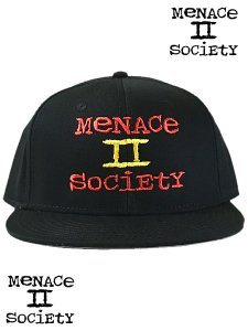 """Menace II Society""  Snapback Cap"