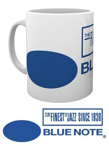 BLUE NOTE RECORDS Official Logo Mug