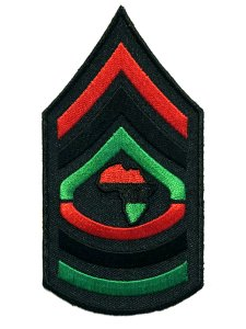 AFRICA ARMY Patch