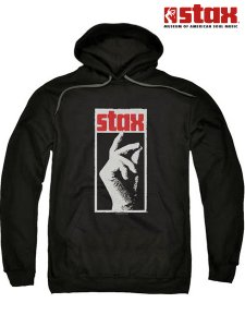 CONCORD MUSIC STAX OFFICIAL DISTRESSED HOODIE