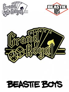 GRAND ROYAL Official BEASTIE BOYS