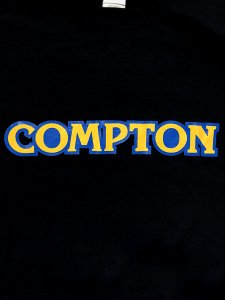 "US BUYERS PICKS ""Game Of COMPTON"" T-Shirt"
