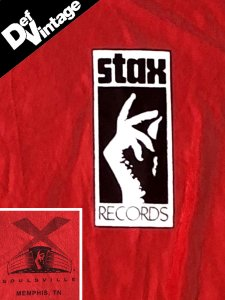 【Def Vintage】 STAX Records