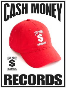 Cash Money Records Official Limited Dad Cap