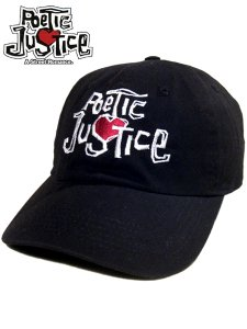 """Poetic Justice"" Logo Dad Cap"