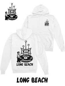 World Famous VIP Records Long Beach P/O Hoodie