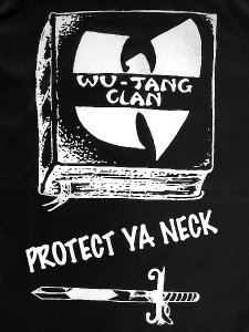 "Wu-Tang Clan ""Protect Ya Neck"" T-Shirt"
